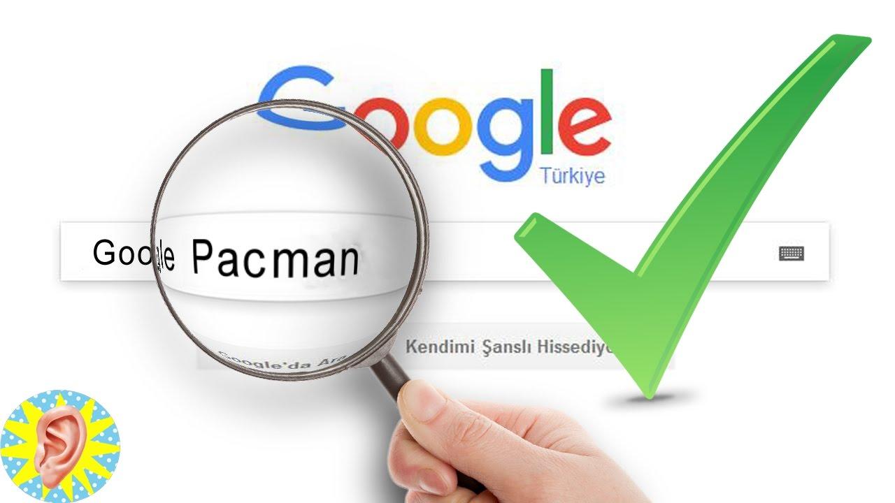 Google'da ARATMANIZ Gereken Şeyler