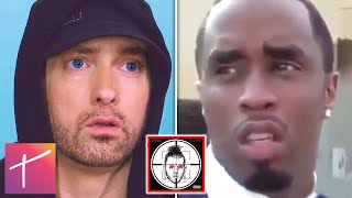 Diddy Responds To Eminem