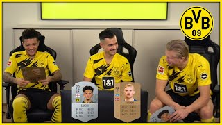 """My passing is ridiculous!"" 