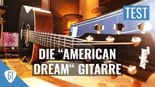 Taylor AD17 - American Dream | Gitarrentest