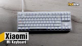 Xiaomi Mi Keyboard — обзор механической клавиатуры