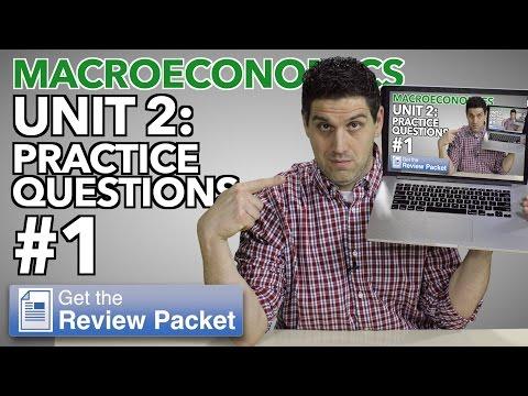 Macro Unit 2- Practice Questions #1
