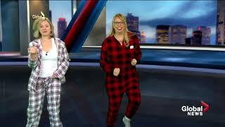 Holiday Pajama Workout - Global News