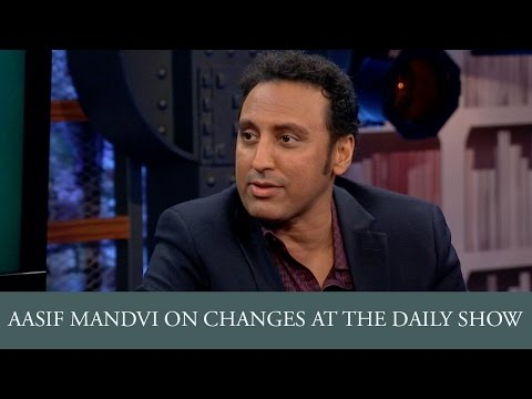 Aasif Mandvi On The Daily Show Changes