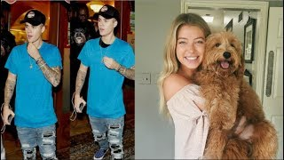 Justin Bieber New Girlfriend ►Baskin Champion