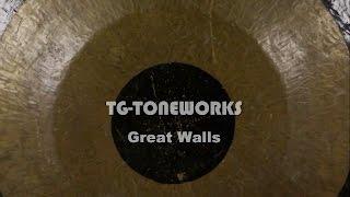 TG-TONEWORKS - Great Walls feat. Christoph Hessler