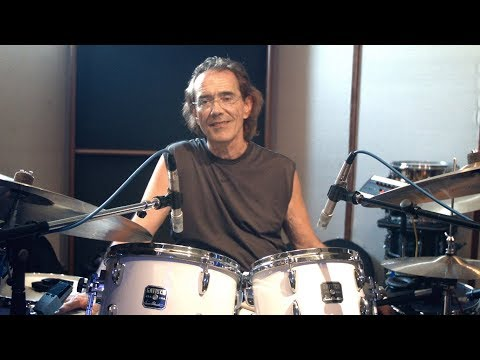 VINNIE COLAIUTA talks about his experience recording MILI's album Written In The Stars