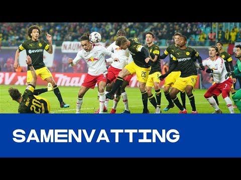 HIGHLIGHTS | RB Leipzig - Borussia Dortmund