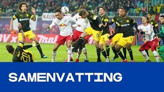 HIGHLIGHTS | RB Leipzig - Borussia Dortmund