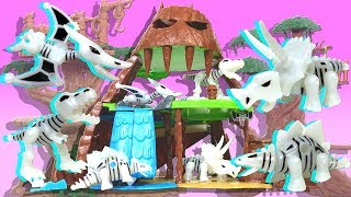 Bone dinosaur Secret base Candy toys