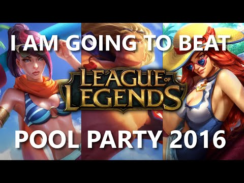 Trinimmortal beats League: Pool Party Fiora, Miss Fortune, and Taric
