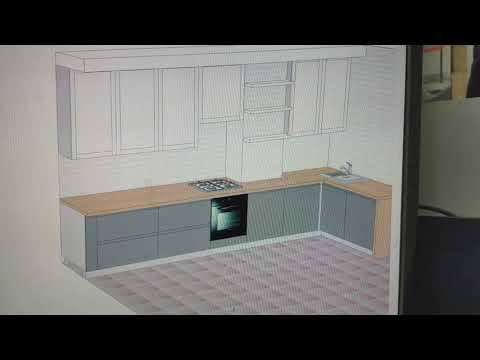 Будни мебельного дизайна. Сколько надо нарисовать вариантов до утверждения проекта.