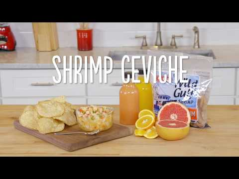 Shrimp Ceviche with Texas Citrus | In The Kitchen with H-E-B