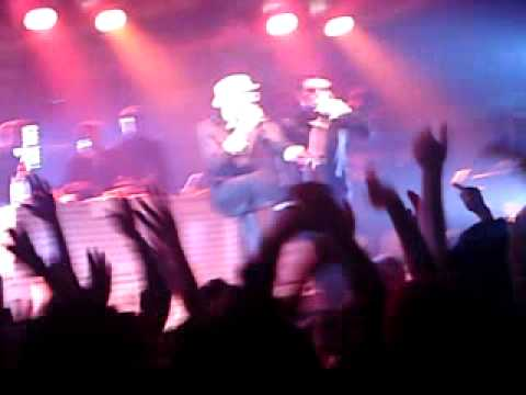 Sido Live in Köln 09 Siggi und harry gib mir die flasche