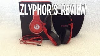 Beats Pro: Red/Black Lil' Wayne Edition - Zlyphor's Review