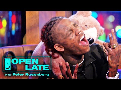 Famous Dex Opens Up Plus Rico Nasty, La La Anthony & Jess Hilarious | Open Late with Peter Rosenberg