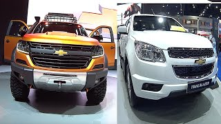TOP 2016, 2017 Chevrolet SUVs: Chevrolet Xtreme, Chevrolet TrailBlazer, Chevrolet Colorado All new