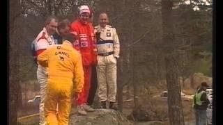 Svenska TV Rallyt 1990 (SVT)