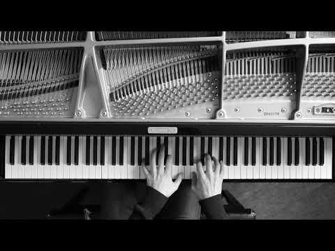 Massive Attack –Teardrop (Piano Cover)