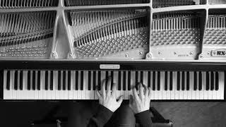 Massive Attack –Teardrop (Piano Cover by Josh Cohen)
