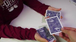 КСЮША ПОКАЗЫВАЕТ ФОКУСЫ с картами для детей  Фокус 2 Как удивить родителей видео для девочек(КСЮША ПОКАЗЫВАЕТ ФОКУСЫ с картами для детей Фокус №2. Если вам понравилось это видео, пальчик вверх =) Пишит..., 2016-12-12T15:30:00.000Z)