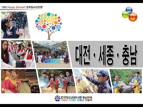 2017 한국청소년대전세종충남연맹(단원)