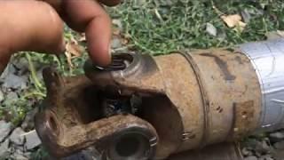 Hyundai H1 Grand Starex - ремонт кардана