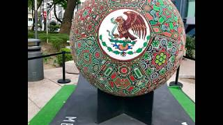 WALK OF THE REFORM CDMX TOURISM PRIDE FOUNDING MEXICO LIC. DELFINO CORNEJO TORRES