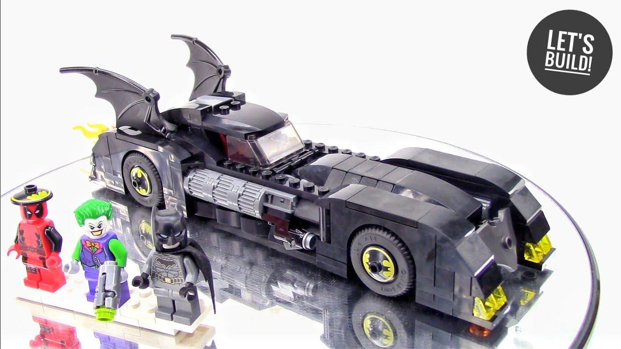 LEGO Batman: Batmobile Pursuit of The Joker 76119 - Let's Build!
