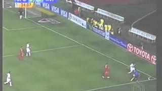 JOGO COMPLETO - São Paulo 1x2 INTERNACIONAL - Final Libertadores 2006 - GLOBO