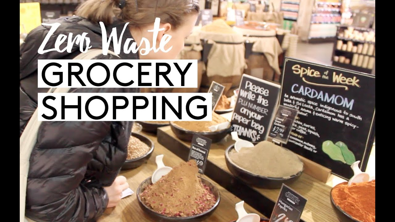 ZERO WASTE SHOPPING GUIDE: HOW TO BUY IN BULK @WHOLEFOODS