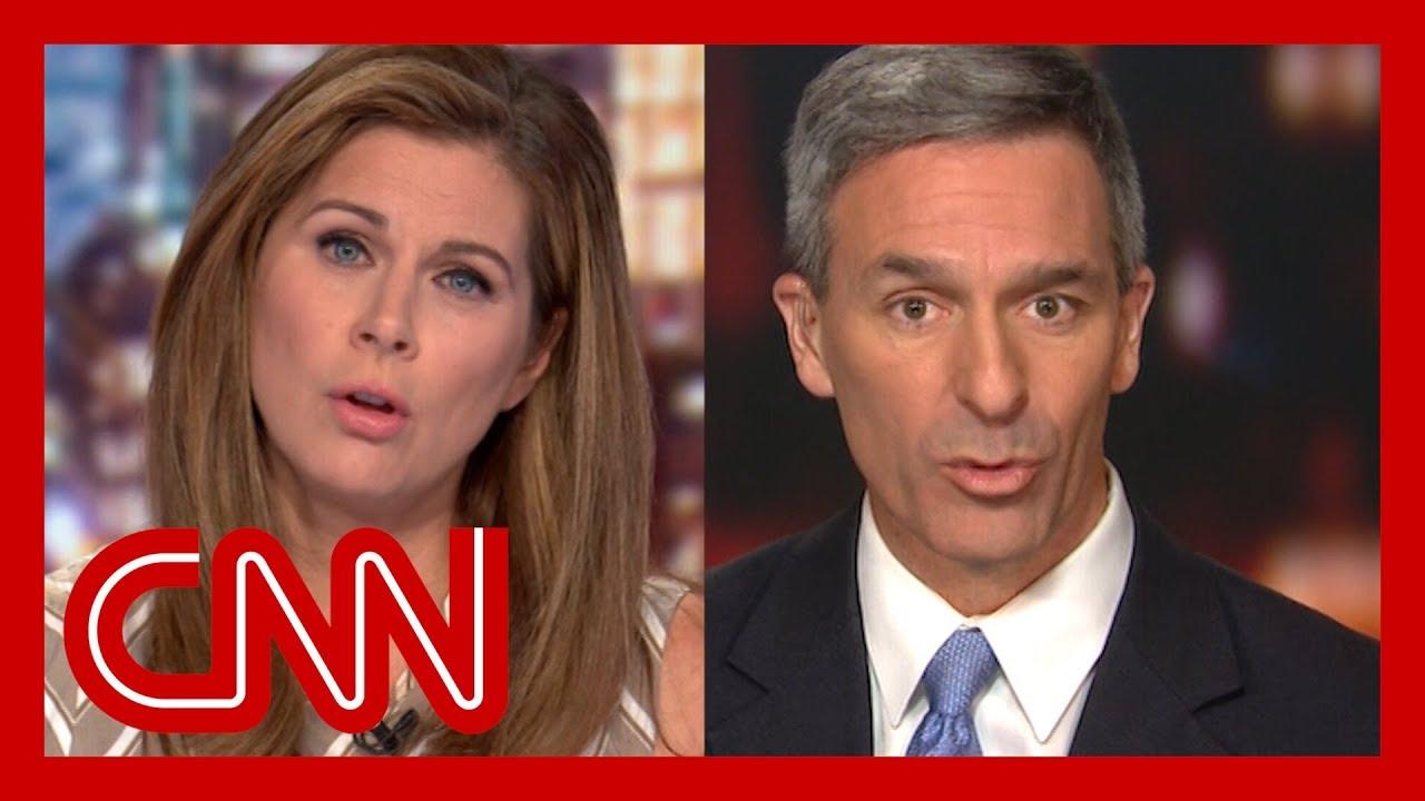 CNN:Burnett challenges Cuccinelli on new immigration rule