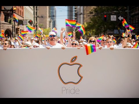 Why Corporations Are Increasingly Waving The Pride Flag