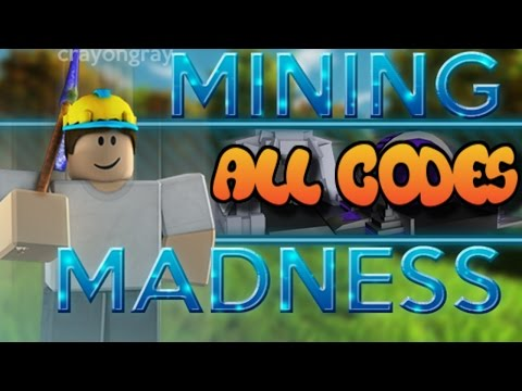 Mining Madness All Codes (Expired)