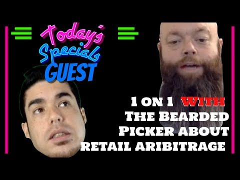 Special Presentation, 1 on 1 with With The Bearded Picker on the topic of Retrail Arbitrage RA
