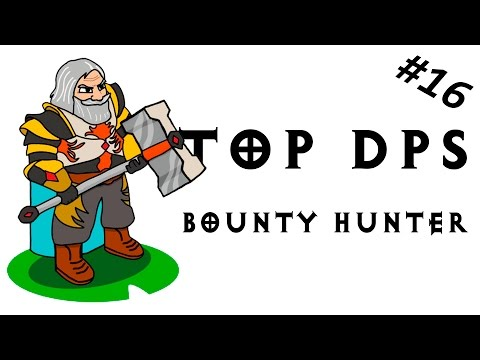 Top DPS - Bounty Hunter - Lineage 2