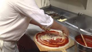 Fastest Meatball Pizza In The World