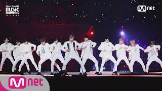 [2017 MAMA in Japan] Wanna One_INTRO + Burn It Up Prequel Remix