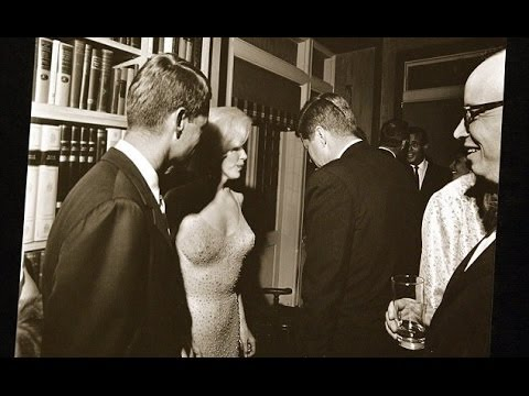 Bobby Kennedy ordered Marilyn Monroe's murder by lethal injection
