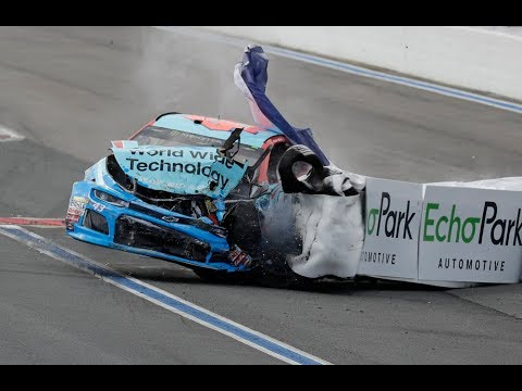 Top 60 NASCAR Crashes of the 2018 Season