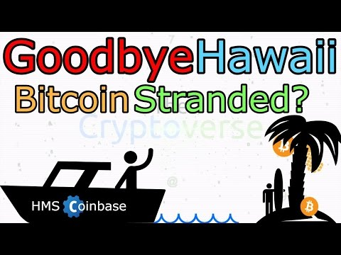 Coinbase Waves Goodbye Hawaii, Thank You Ignorant Regulators, NOT (The Cryptoverse #218)