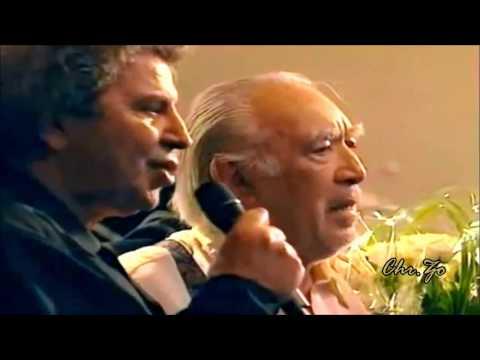 Mikis Theodorakis~Alexis Zorbas (Ballet) & Anthony Quinn~Munich, 1995