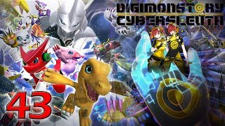 Digimon Story Cyber Sleuth   Part 43 Chapter 13 Complete