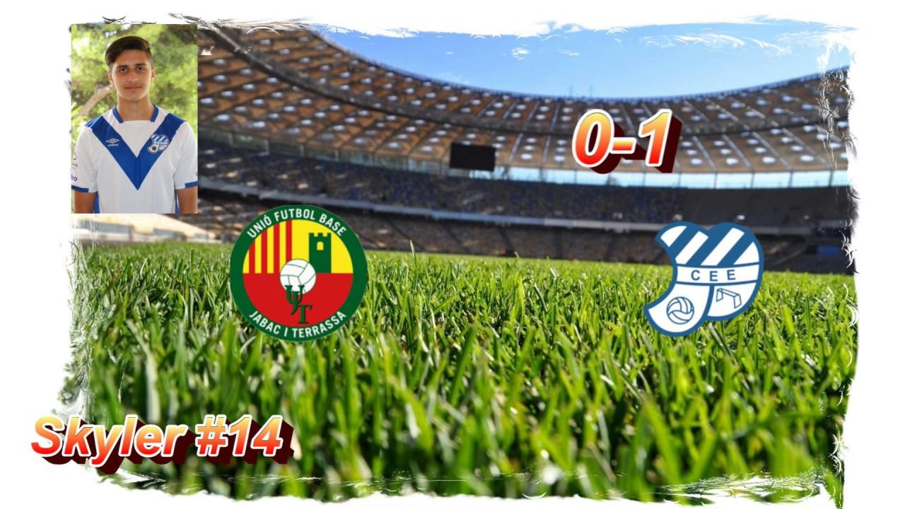 2020-01-11 Jabac I Terrassa v CE Europa (Juvenile B-div.preferente) video U19 partido 14/game 14