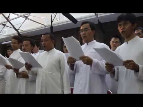 Seminari Tinggi Kentungan (cover lagu