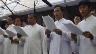 Seminari Tinggi Kentungan cover lagu