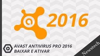 Baixar e Instalar Avast Premier 2016 + Serial Atualizado