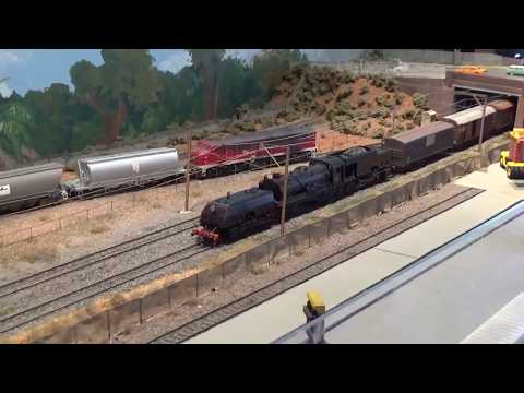 2017 Malkara Model Railway Exhibition