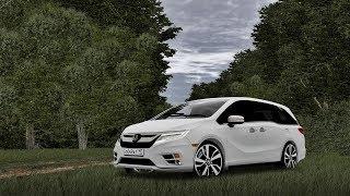 City Car Driving - 2018 Honda Odyssey Elite | + Download [ LINK ] | 1080p & G27