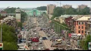 Kemerovo city presentation (English)